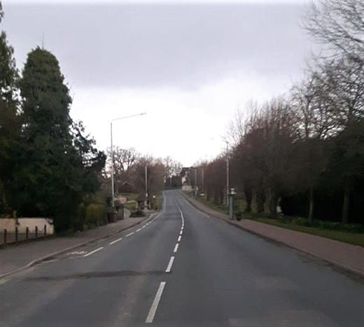 quiet roads during coronavirus lockdown