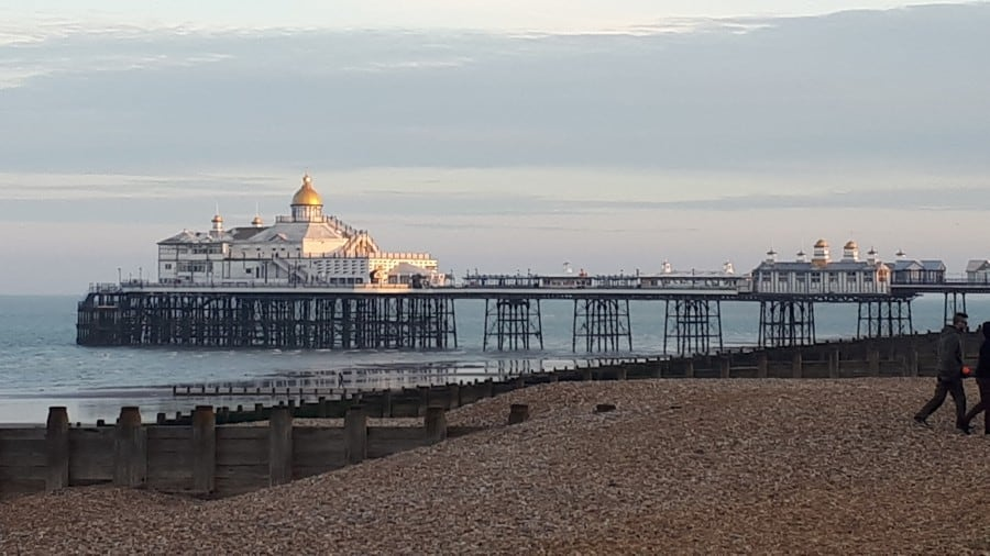 View of Eastbourne Pier