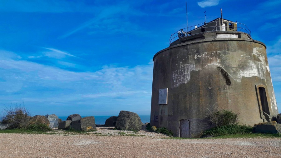 Martello Tower number 66, Eastbourne